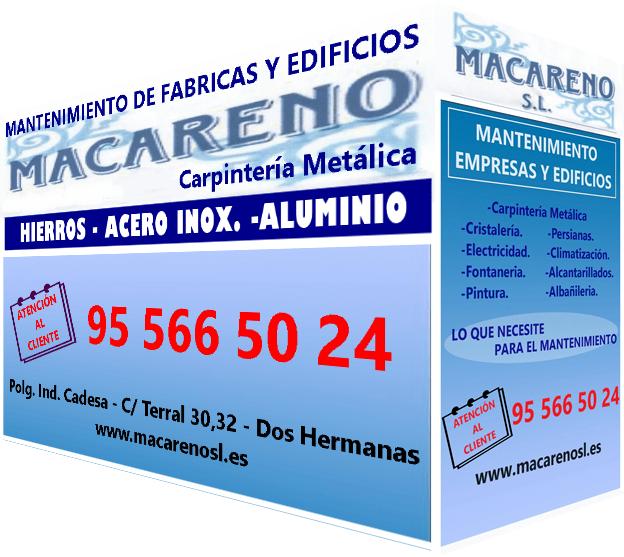 Carpintería Metálica Macareno