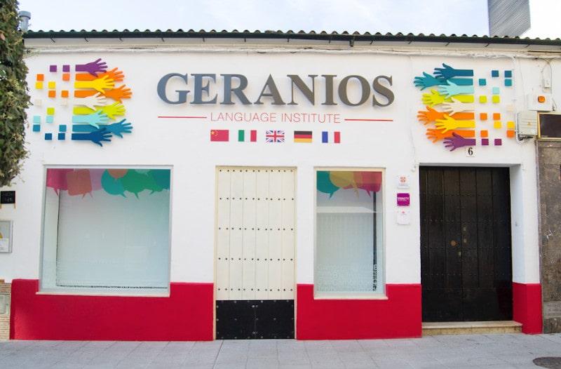 Geranios Language Institute